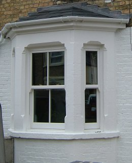 UPVC sash windows Stockport, Macclesfield, Wilmslow