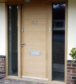 Front door, timber, composite or upvc doors from Bayfield