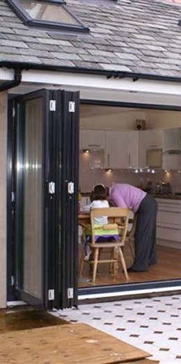 Bi Fold Patio Doors With Internal Blinds: Bi-folding Doors, Bifold Doors, Patio Doors, Bespoke Doors