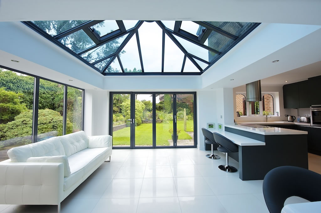 modern orangeries, orangery Altrincham, Sale, Warrington, Cheshire