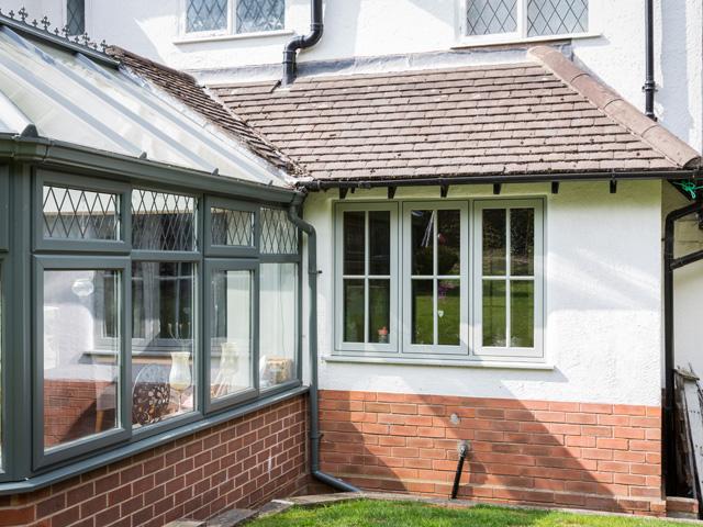 composite windows, Altrincham, Manchester, Cheshire